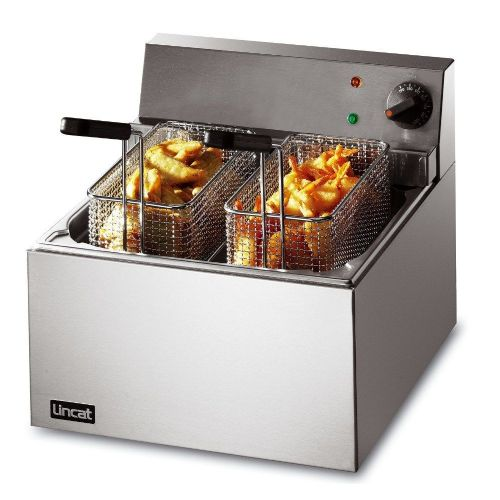 Lincat Lynx 400 LFF Electric Fish Single Fryer